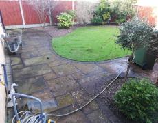 Garden Maintenance And Planting