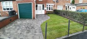 Patio And Driveways